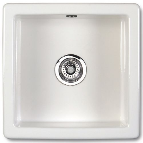 Shaws Square Inset or Undermount Ceramic Sink